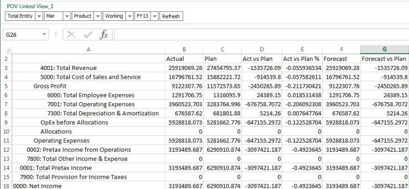 12 - Rebuild in Excel