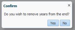 7 - Remove confirmation
